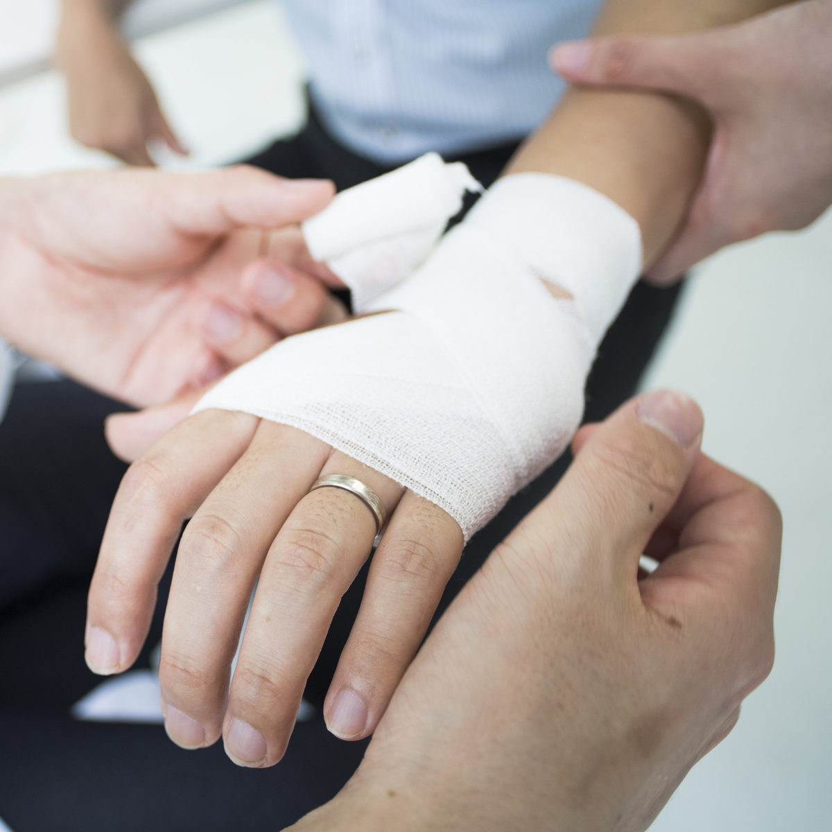 Fuentes Cosmetic Surgery Procedures Lacerations